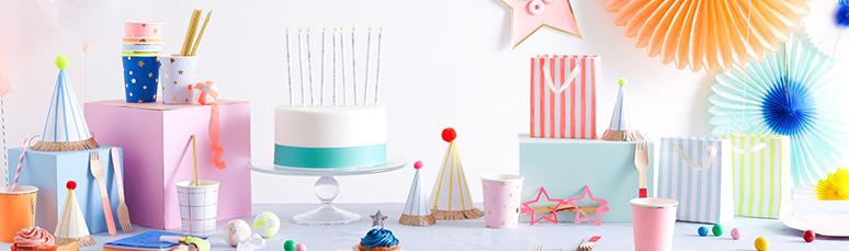 Decorazioni per il compleanno dei bambini