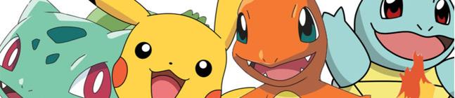 Tema di compleanno Pokemon Friends per il tuo bambino