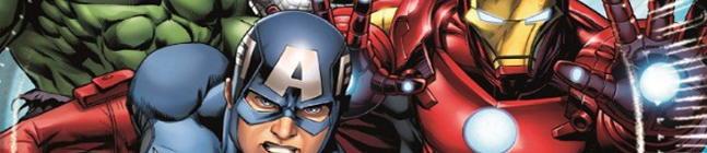 Tema di compleanno Avengers per il tuo bambino