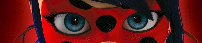 Tema di compleanno Miraculous Lady Bug - Compostabile per il tuo bambino