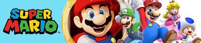 Tema di compleanno Mario Party per il tuo bambino