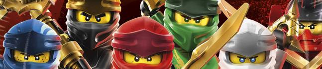 Tema di compleanno Ninjago - Compostabile per il tuo bambino