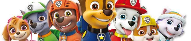 Tema di compleanno PAW Patrol Friends per il tuo bambino