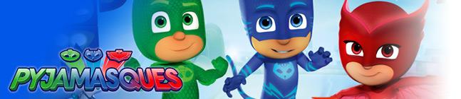 Tema di compleanno PJ Masks - Super pigiamini per il tuo bambino