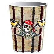 8 Bicchieri Red Pirata