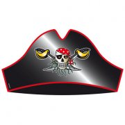 8 Cappelli Red Pirate