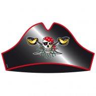 8 Cappelli Red Pirate