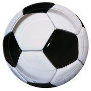 8 Piatti Pallone da Calcio
