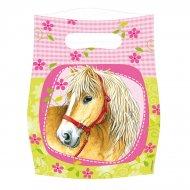 6 Sacchetti regalo Cavallo