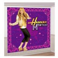 Grande decorazione murale Hannah Montana