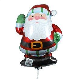 Palloncino di Babbo Natale su asta