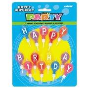 13 candele per palloncini