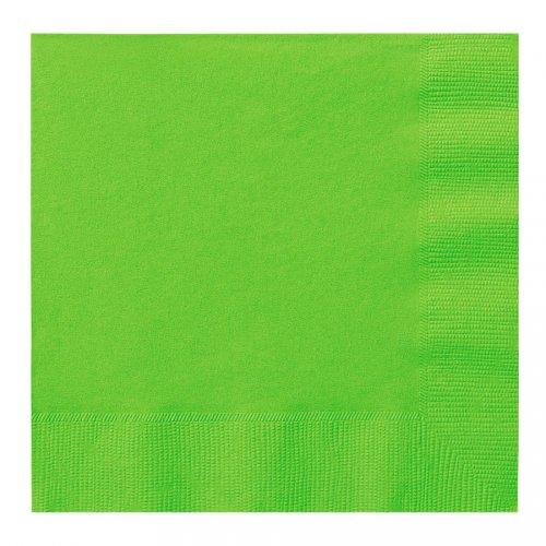 20 tovaglioli verdi