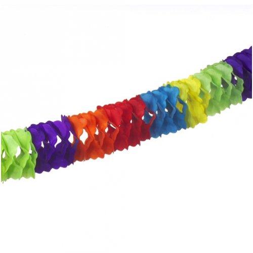 Ghirlanda arcobaleno 4m