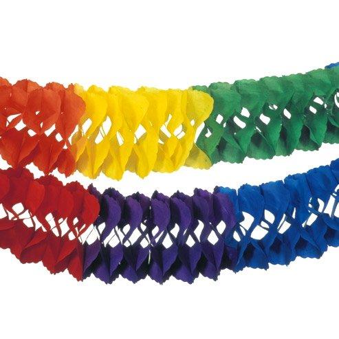 Ghirlanda arcobaleno 10m