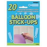20 sticks-up per palloncini