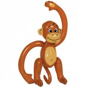 Palloncino gonfiabile Scimmia