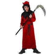 Travestimento da Diavolo Rosso 3-4 anni
