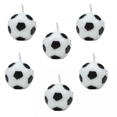 Candele pallone da calcio