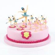 Kit decorazione - Ballerina