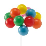 Mini palloncini con asta