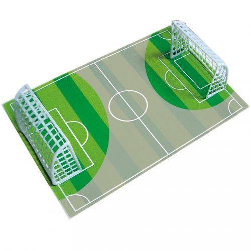 Lotto di 2 porte da calcio