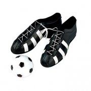 Scarpette e pallone da calcio