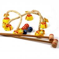 Set di croquet in legno (Mini)