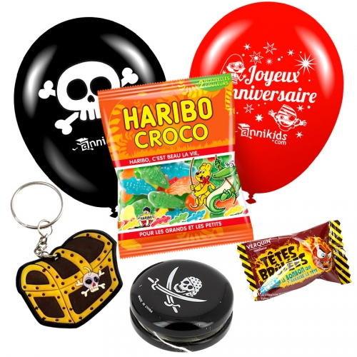 Set regalo pirata
