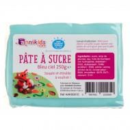 Pasta di zucchero 250g - Azzurro