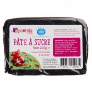 Pasta di zucchero 250g - Nero