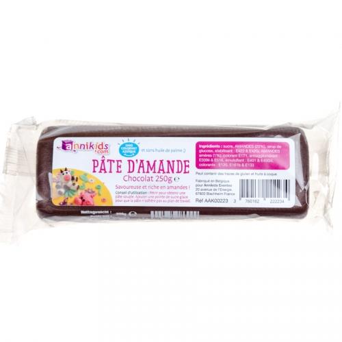 Pasta di mandorle 250g - Cioccolato