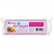Pasta di mandorle 250g - Rosa