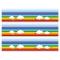 Contorni per torta di zucchero - Arcobaleno images:#0