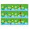 Contorni per torta di zucchero - Dog Paw verde images:#0