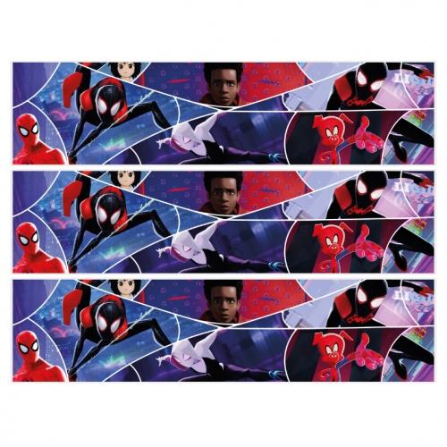 Contorni per torta di zucchero - Spider-Man New Generation