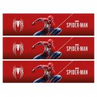 Contorni per torta di zucchero - Spider-Man Marvel
