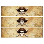 Contorni per torta di zucchero – Pirati l'lsola fantasma