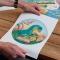 Disco di zucchero Terra! (19 cm) images:#1