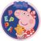 Kit torta Peppa Pig images:#2