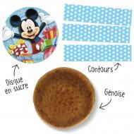 Kit torta Mickey