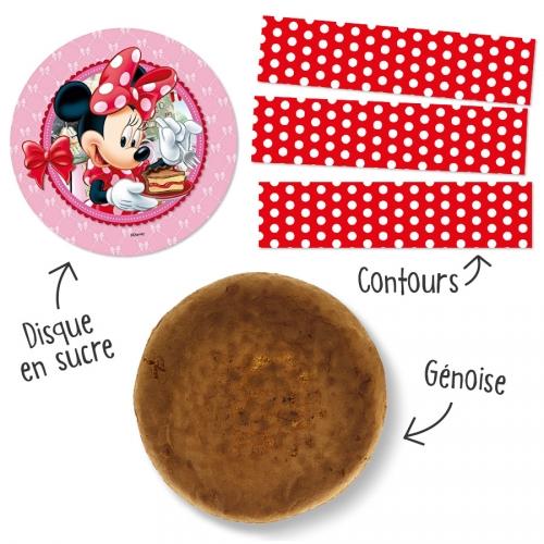 Kit torta Minnie