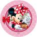 Kit torta Minnie. n°3