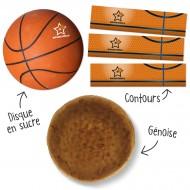 Kit torta Basket