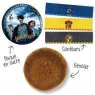 Kit torta Harry Potter