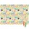 6 Tovagliette Rainbow - Riciclabile images:#0
