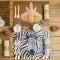 6 Tovagliette Savana - Riciclabile images:#3