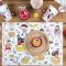 6 Tovagliette Pirata Color - Riciclabile images:#3