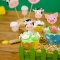 Kit Cupcakes Animali della fattoria - Riciclabile images:#3
