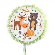 Pignatta Animali della foresta (36 cm)